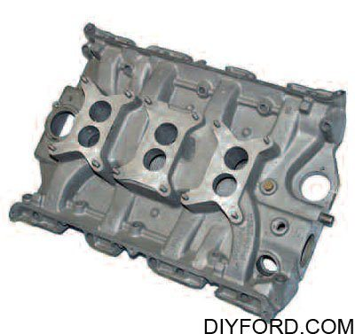 Induction System Interchange for Big-Block Fords Engines