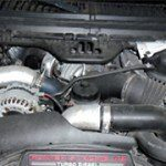Ford Power Stroke 6.0L Engine Removal and Disassembly