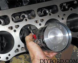 Ford Power Stroke Engine Assembly Guide - Step by Step b4