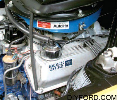 Ford Cylinder Heads and Valvetrain Interchange: Small-Block 45