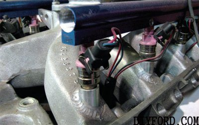 Ford 360 Efi Conversion