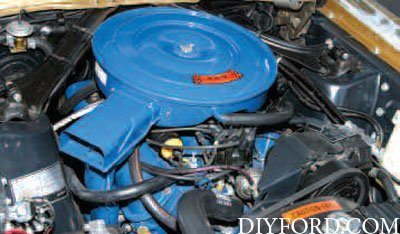 Ford Small Block Engine Parts Interchange Specifications