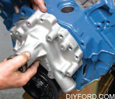 on Ford 302 Engine Block Casting Numbers