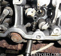 Ford Power Stroke 6.0L Engine Removal and Disassembly f6