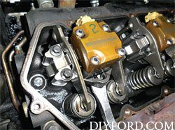 Ford Power Stroke 7.3L Engine Removal and Disassembly h7