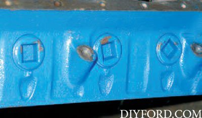 Ford Small-Block Engine Interchange Guide: Cylinder Block 7