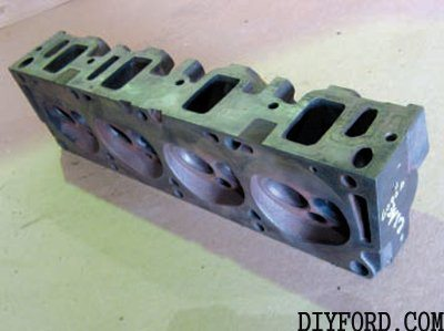 How to Choose Ford FE Engine Factory Cylinder Heads 8