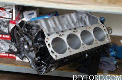 Ford Small-Block Engine Interchange Guide: Cylinder Block 8
