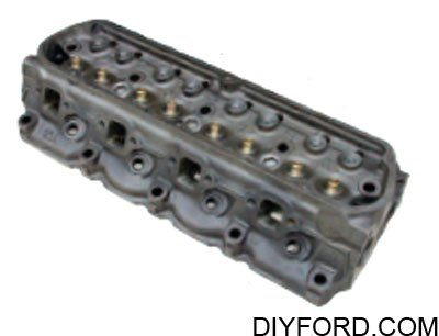 Ford Cylinder Heads and Valvetrain Interchange: Small-Block 8