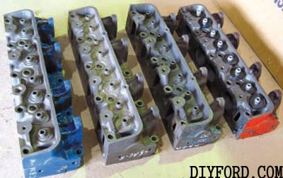How to Choose Ford FE Engine Exotic Heads 9