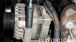 Ford Power Stroke 7.3L Engine Removal and Disassembly b9