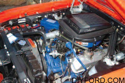 Ford Big-Block Engine Parts Interchange Specifications