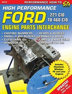 Ford Big-Block Engine Rotating Assembly Interchange Guide