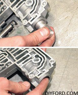How to Install Shift Kits for Ford C6 Transmissions: Step by Step 10