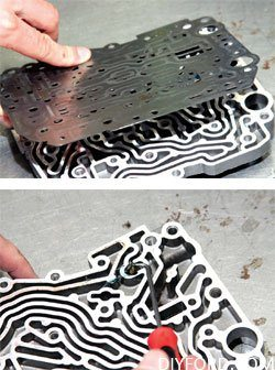 How to Install Shift Kits for Ford C4 Transmissions: Step by