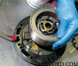 How to Assemble Ford C4 Transmissions: Cruise-O-Matic / Select Shift 11