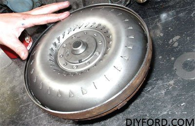 The Ultimate Ford Transmission Torque Converters Guide by
