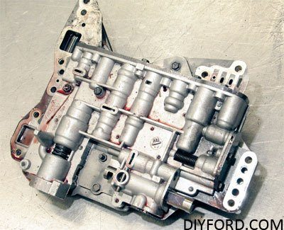 How to Install Shift Kits for Ford C6 Transmissions: Step by Step 2