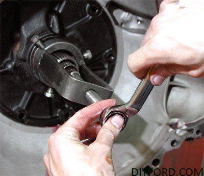 ford c4 transmission rebuild