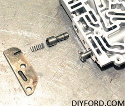 How to Install Shift Kits for Ford C6 Transmissions: Step by Step 3