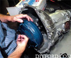 How to Assemble Ford C4 Transmissions: Cruise-O-Matic / Select Shift 4