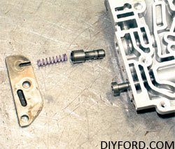 How to Install Shift Kits for Ford C6 Transmissions: Step by Step 4