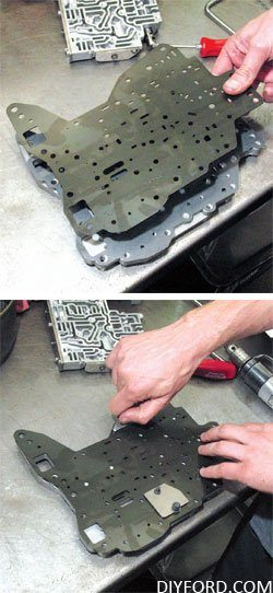 How to Install Shift Kits for Ford C6 Transmissions: Step by Step 7