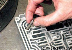 How to Install Shift Kits for Ford C6 Transmissions: Step by Step 9