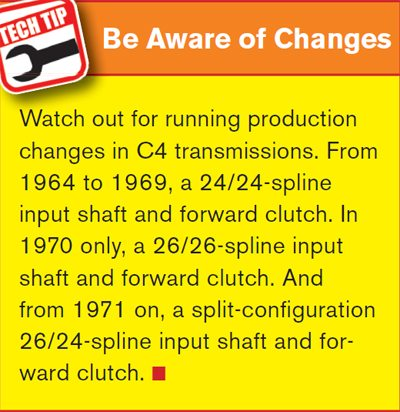 Everything You Want to Know About Ford C4 and C6 Transmissions be