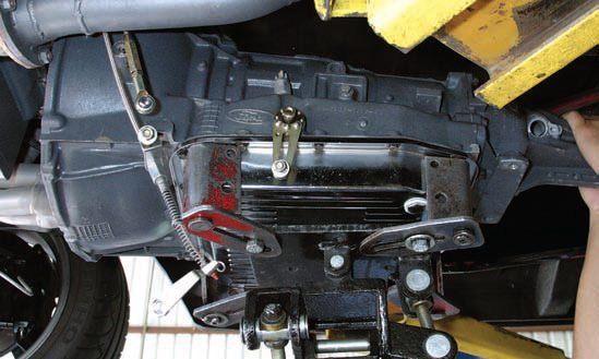 ford aod transmission installation and swapping guide by diy ford