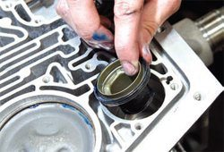 Ford AOD Transmission Assembly Guide