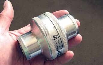 Cooling system filters are designed to capture iron and aluminum particles from a fresh engine and keep them out of the radiator. Use a cooling sys-tem filter with a fresh engine, checking it periodically for contamination.