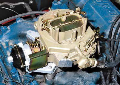 Induction Parts Interchange for Small-Block Ford