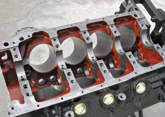 Engine Block Parts Interchange For Small Block Ford