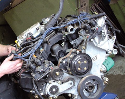 How To Disassemble Ford 46l 54l Engines Step By Step