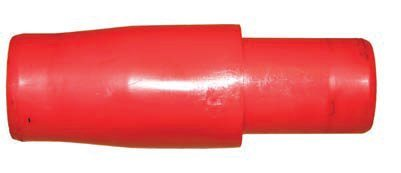 A tailshaft plug in the output shaft of a transmission prevents fluids from escaping past the tail shaft seal (and all over your garage floor) during the installation of the engine and transmission. They are available in various sizes to fit most applications from Powerhouse Products and Moroso. Both may be ordered through Summit Racing or Jegs.