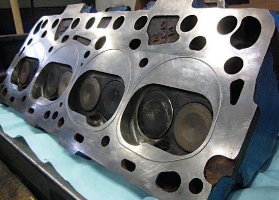 High Performance Y Block Engine Build Diy Ford
