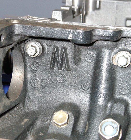 ford f150 4.6 engine identification
