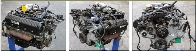 How To Disassemble Ford 4 6l 5 4l Engines Step By Step Diy Ford