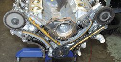 How To Disassemble Ford 4 6l 5 4l Engines Step By Step