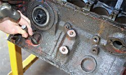 Ford Y Block Engine Rebuilds Inspection And Cleaning Guide By Diy Ford