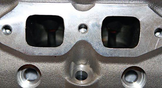 The exhaust port and combustion chamber improvements over the original Ford design found in the Mummert cylinder heads allow you to bolt on instant horsepower to your Y-block without any other engine modifications.