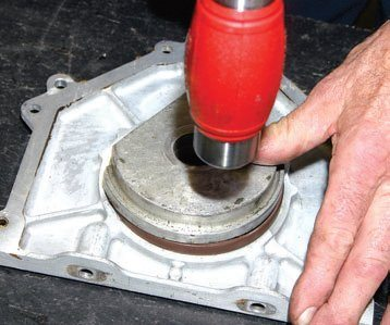 Seal driver kits make light work of seal installation. Never use a hammer and drift to install seals. Never use a socket. Remember: the right tool for the job. Seal driver kits are cheap.