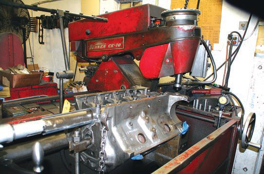 Ford Y-Block Engines: Machining and Parts Selection - DIY Ford