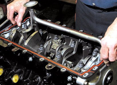 How to Assembly Ford 4 6L & 5 4L Engines - Step-by-Step