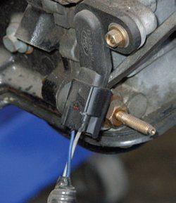 1996 ford explorer transmission removal