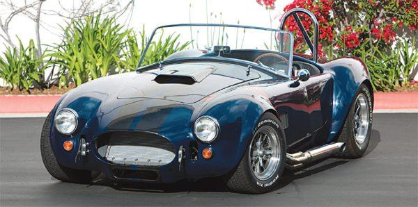 How To Choose A Cobra Kit Car Diy Ford