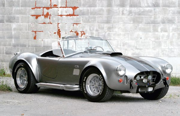 Cobra Kit Car >> Build Options For Cobra Kit Cars Complete List Diy Ford