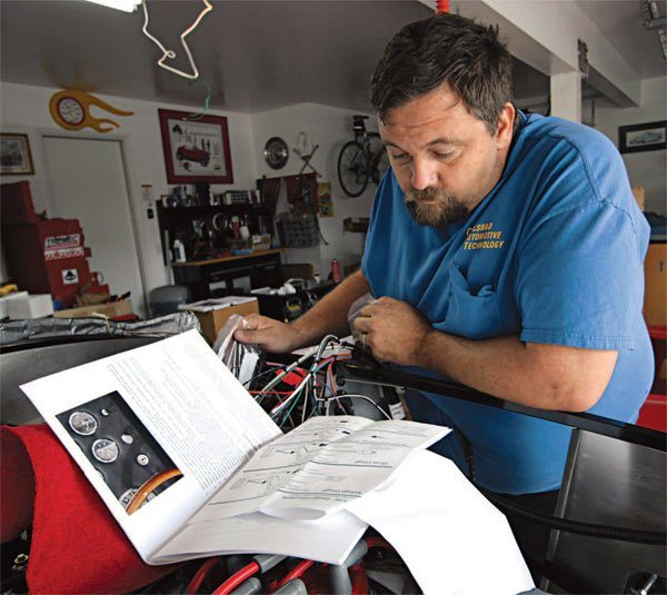 How to Build a Cobra Kit Car: Electrical System Guide - DIY Ford