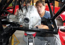 Cobra Kit Car Assembly Guide: Rear Suspension and Differential - DIY